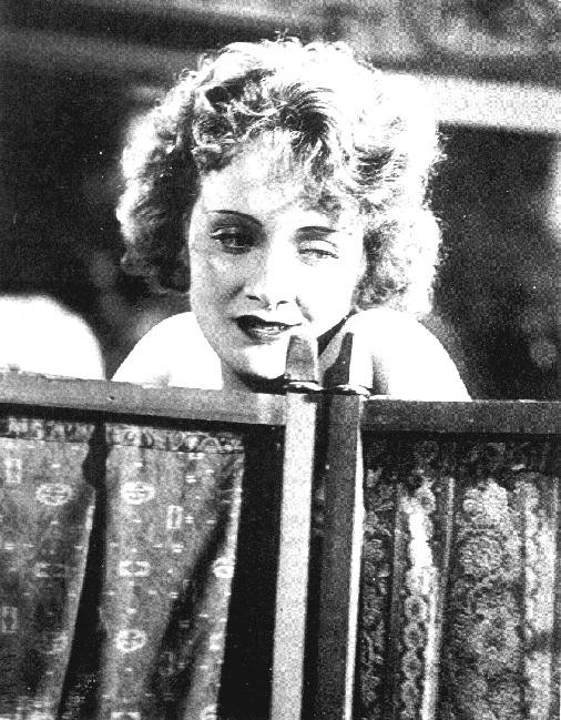 Happy birthday, Marlene Dietrich