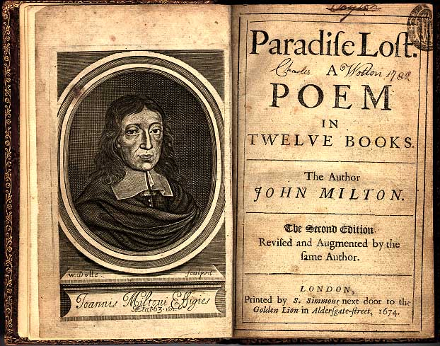 john miltons sonnet 16 essay Start studying ap english iv literature questions learn vocabulary paradise lost by john milton sonnet 10 by john donne.