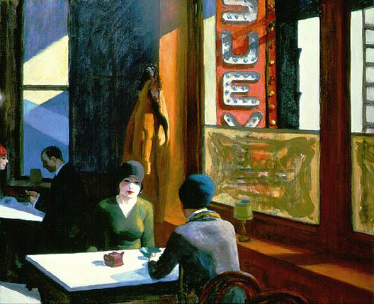 Edward Hopper Suey